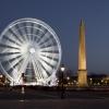 Place de la Concorde by night