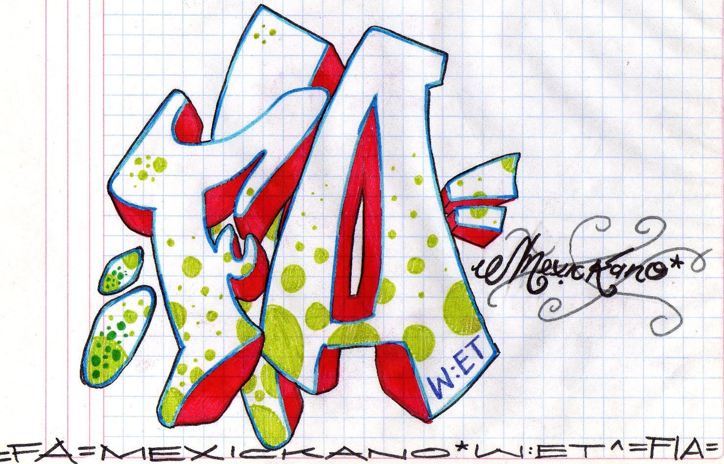 Graffitti FA