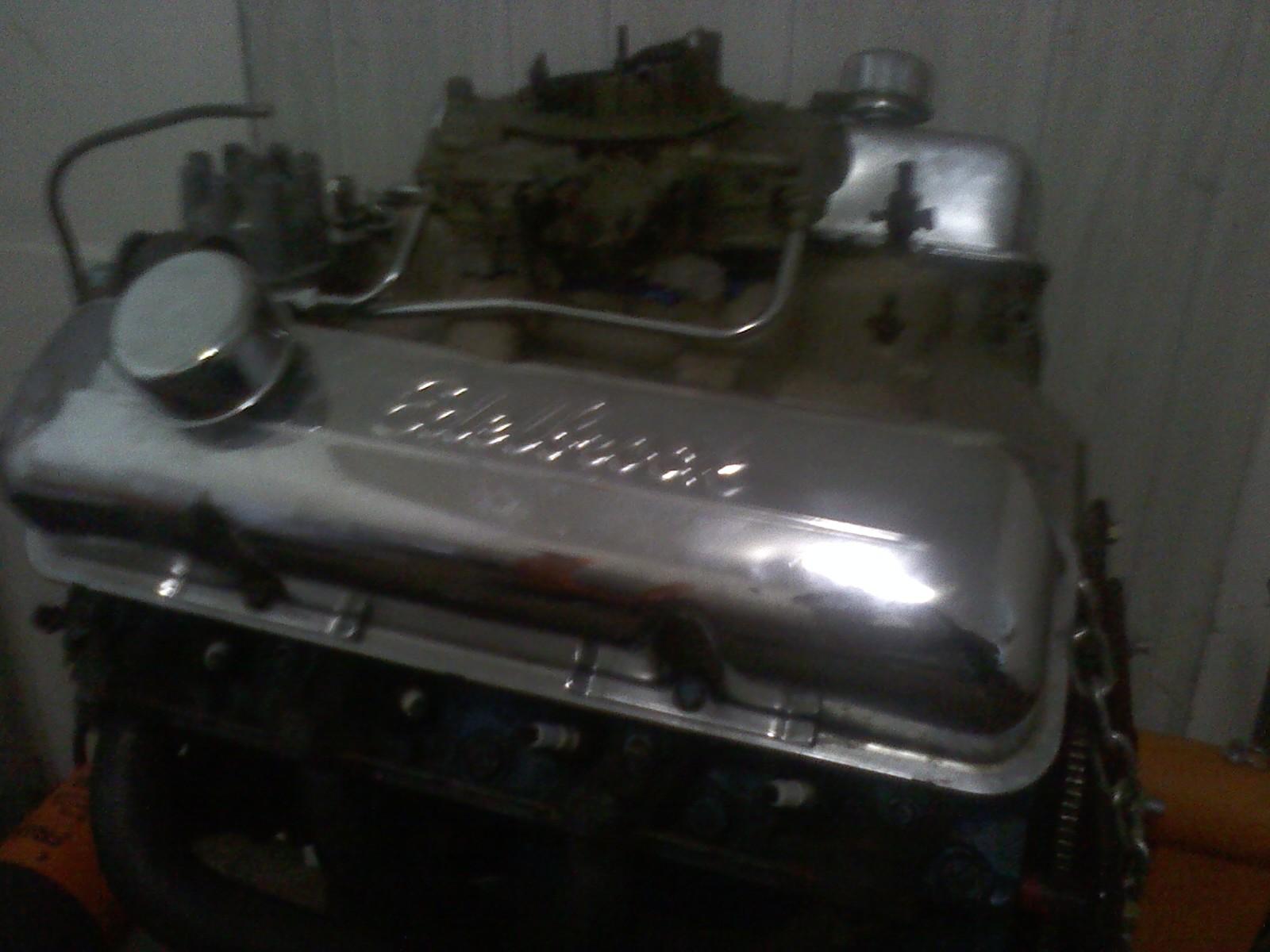 390ci Ford FE