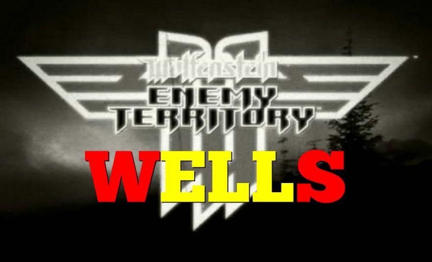 Enemy Territory WELLS logo