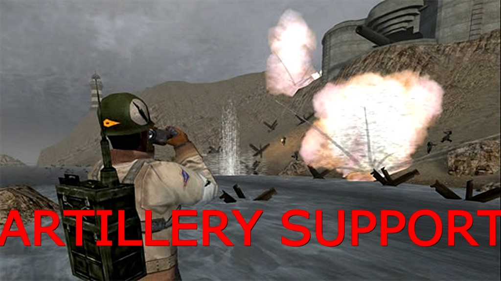 Enemy Territory WELLS field Ops weapons,air strike And artillery support 2