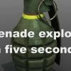 Enemy Territory WELLS grenade