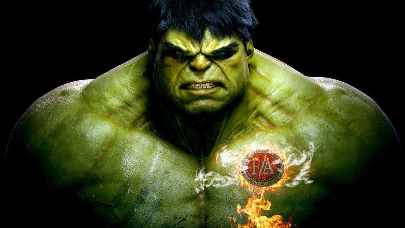 Hulk FA HD