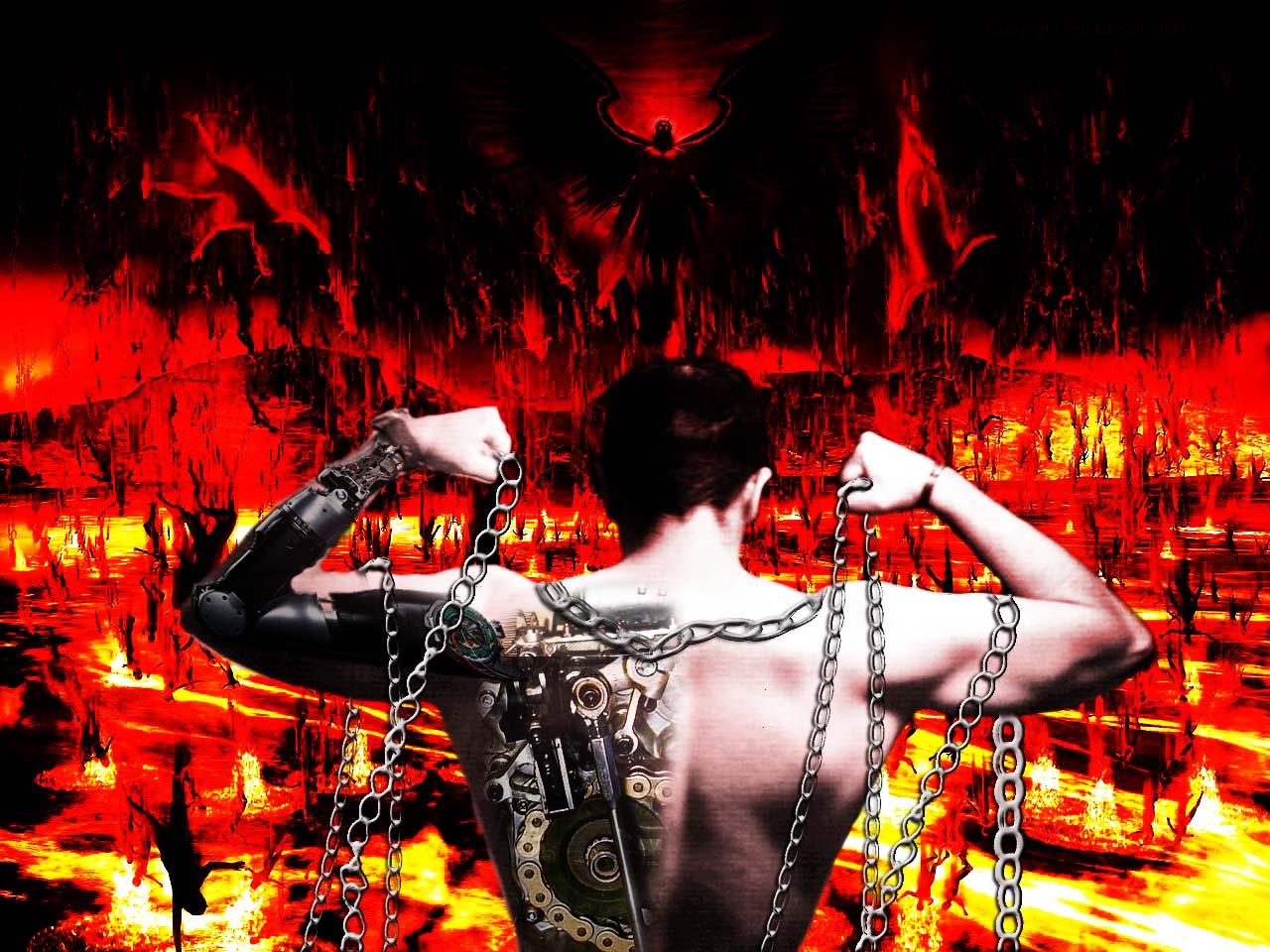 saliendo Del infierno