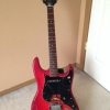 Original Epiphone (before Gibson bought them) Strat style