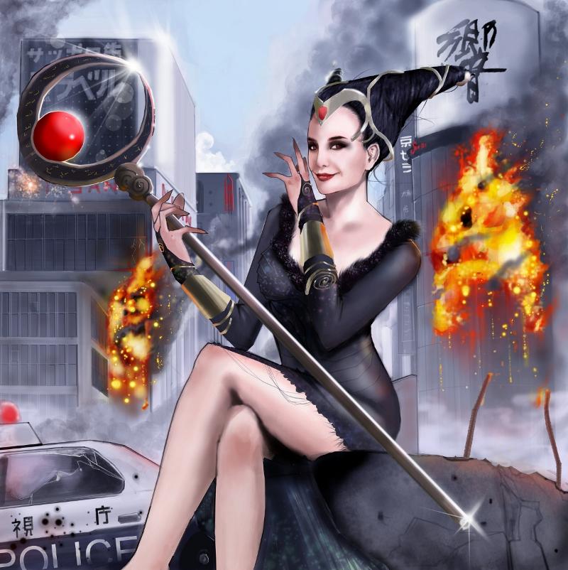 Witch Bandora