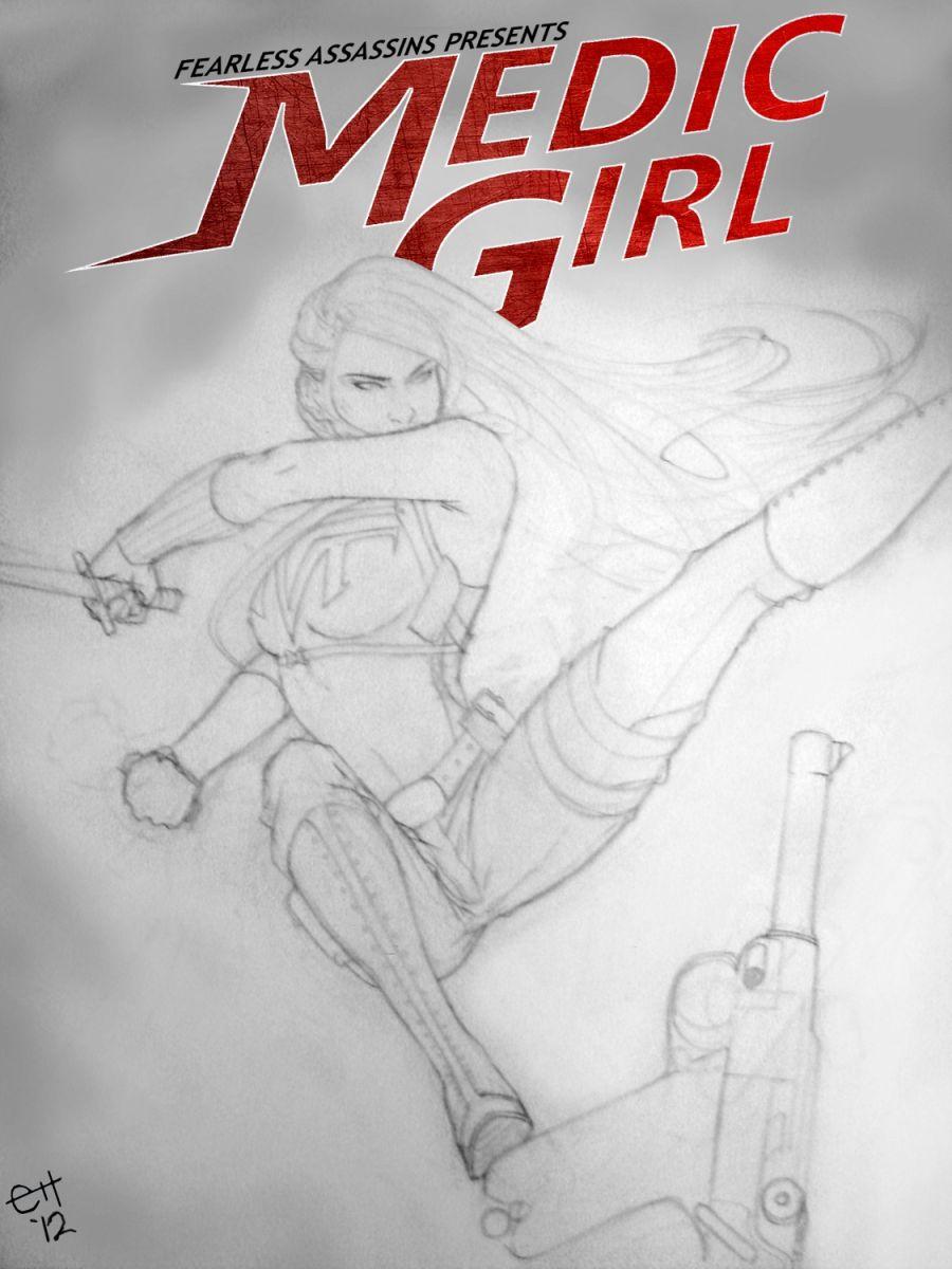 Medic Girl - 1st Issue :P