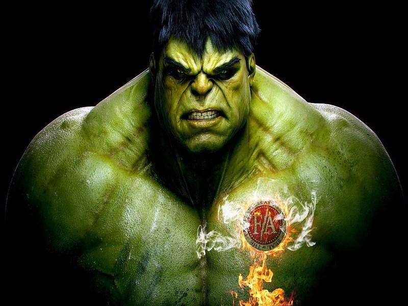 Hulk Meet  F A
