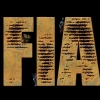 F|A Old Metal Logo