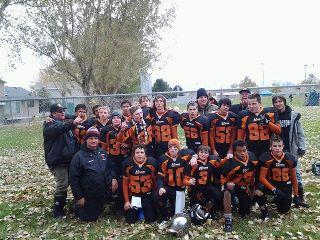 Purpleelf's football team