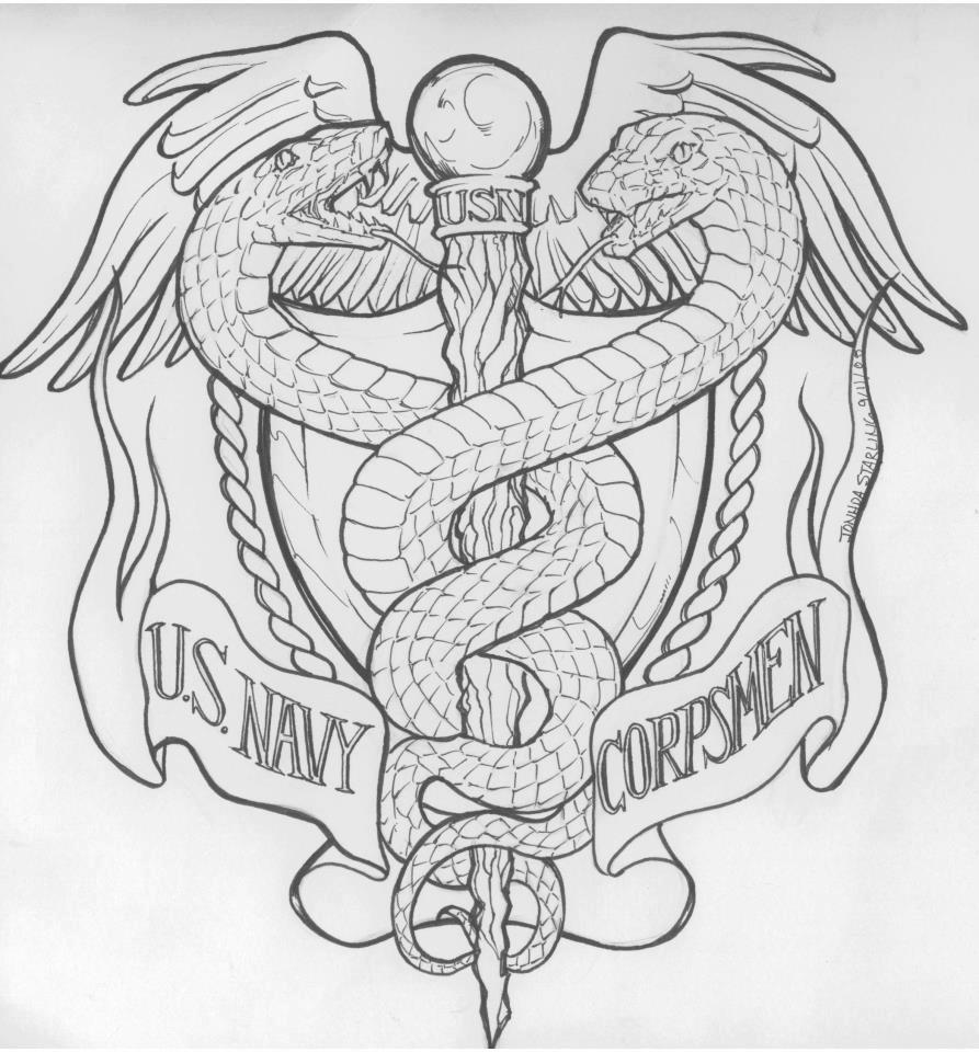 Navy Corpsman Picture