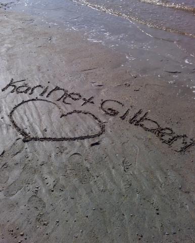 Karine + Gilbert