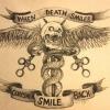 When Death Smiles, Corpsmen Smile Back