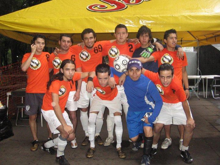 Torneo cupa Del mundo 2010 team