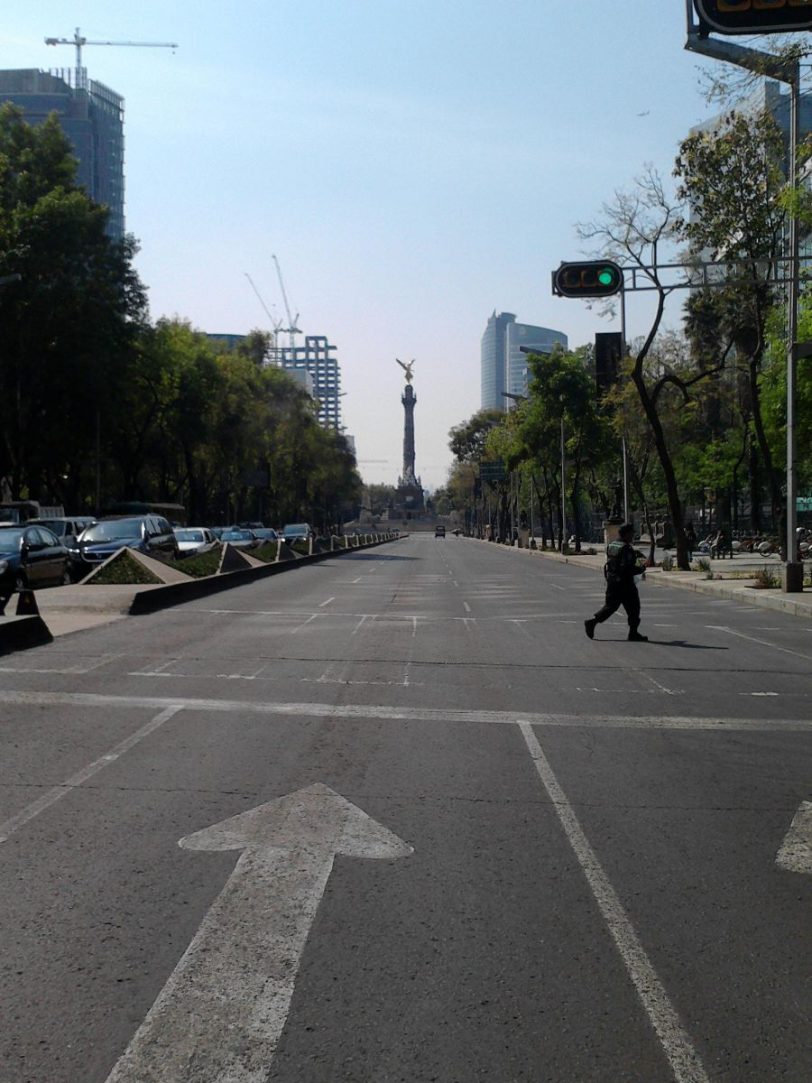 Reforma Street =)!