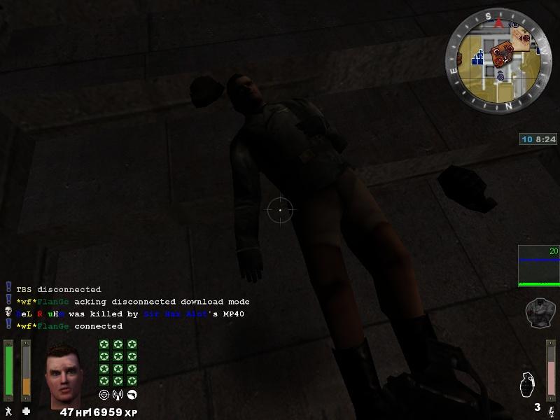 El primer soldado desnudo que vi en mi vida.. LOL (The first soldier naked look at my life)