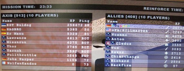 Teams NoQ 2.60