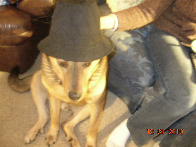 Tell me u like my hat!