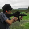 son with suppressed MP5