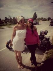 me and my good old friend Van =)