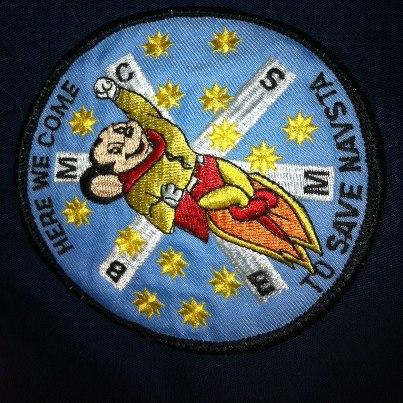 Branch Medical Clinic Naval Station San Diego EMT Patch
