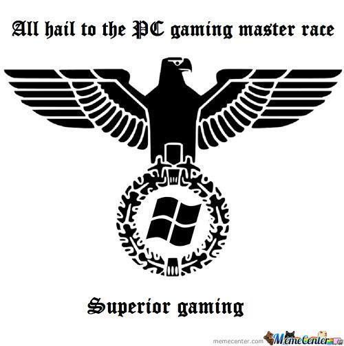glorious Pc gaming master race C 1946325