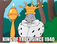 king Of troll since 1940