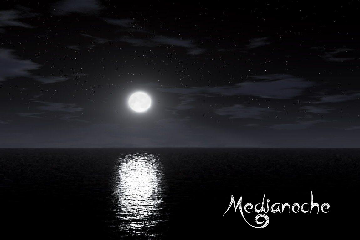 moolit mermaid night Sky
