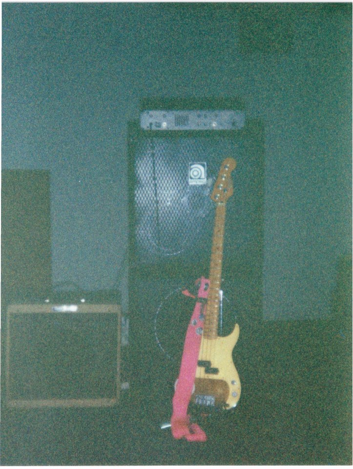 Old bass rig