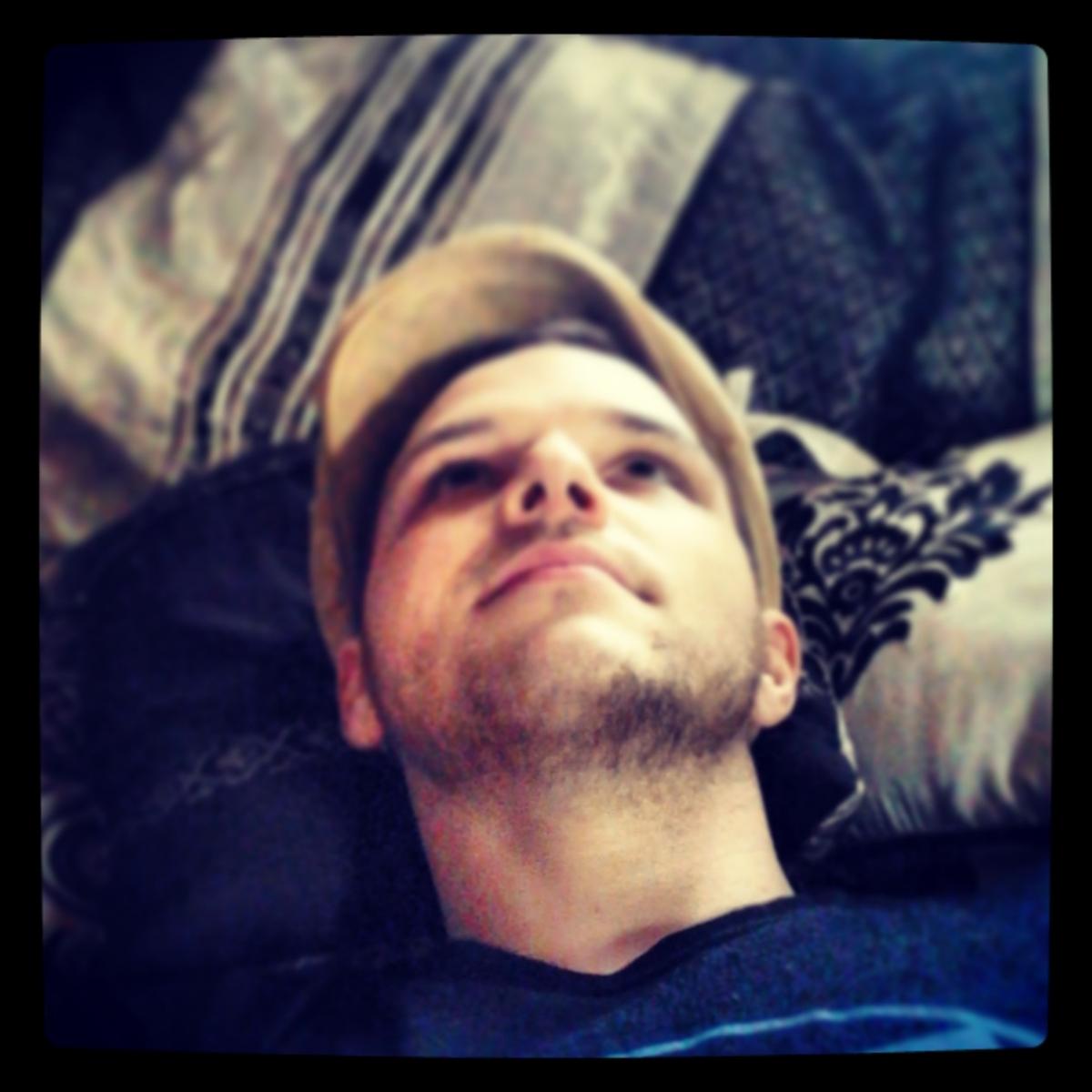 Me @ Bed