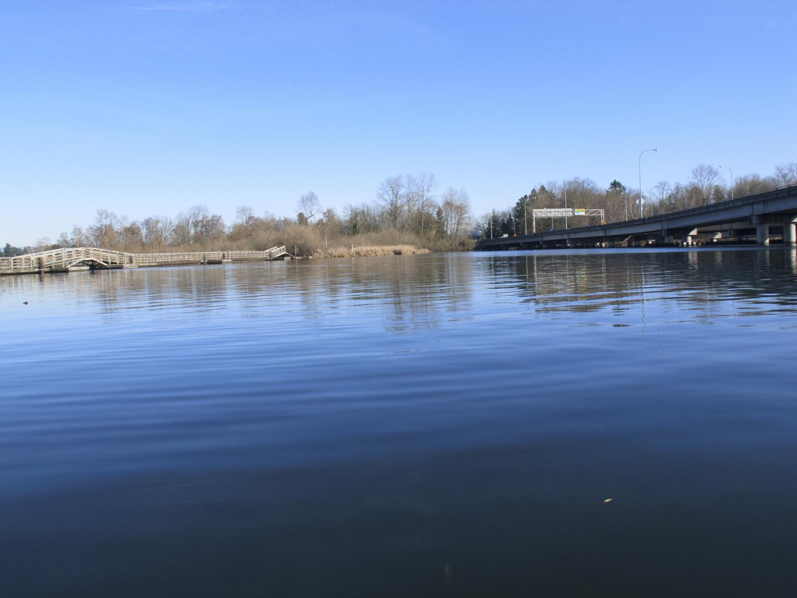 Longest Floating Bridge in the World