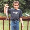 """17"""" rainbow trout :D"""