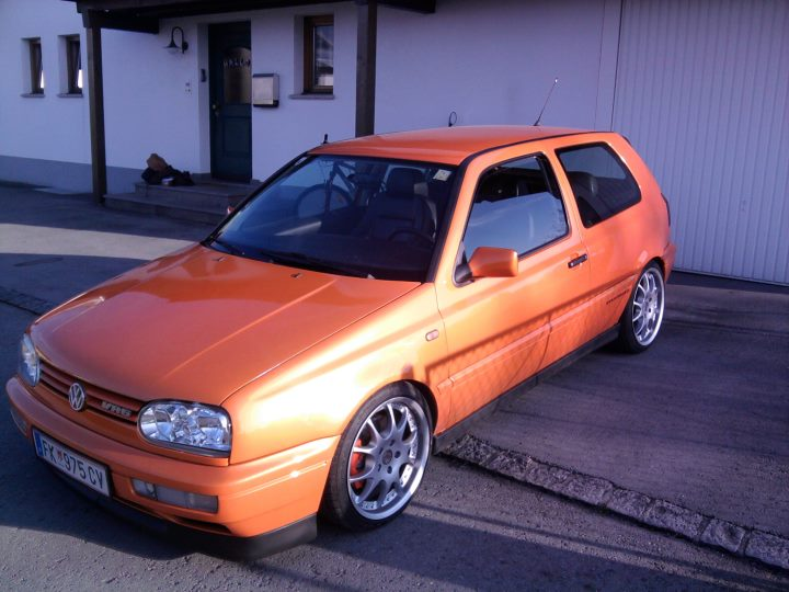 Golf 3 VR6 Bi-Turbo