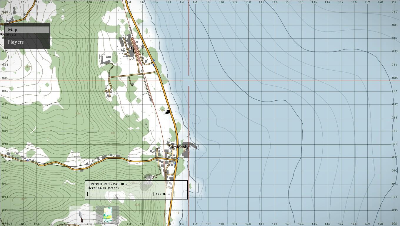 Also little map