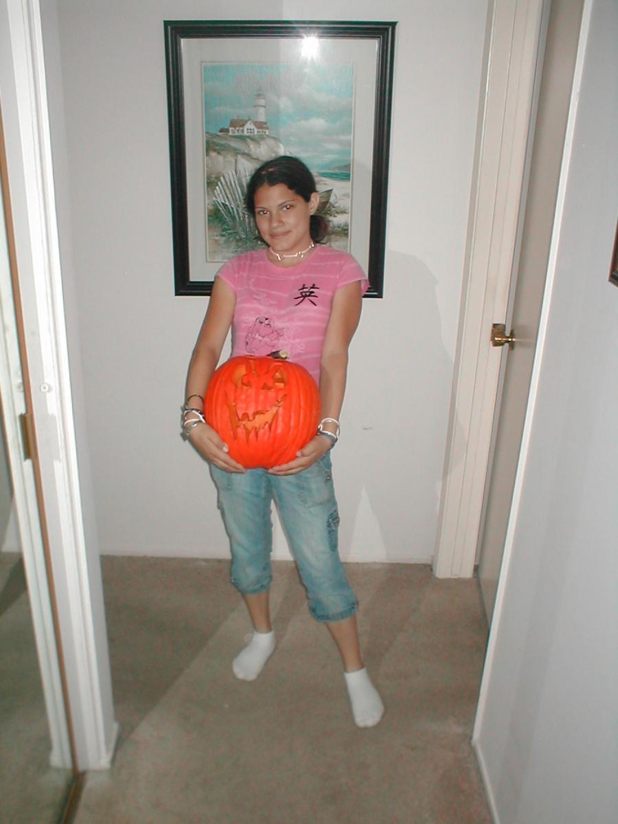 Pumpkin's