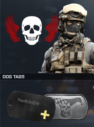 BF Dogtags