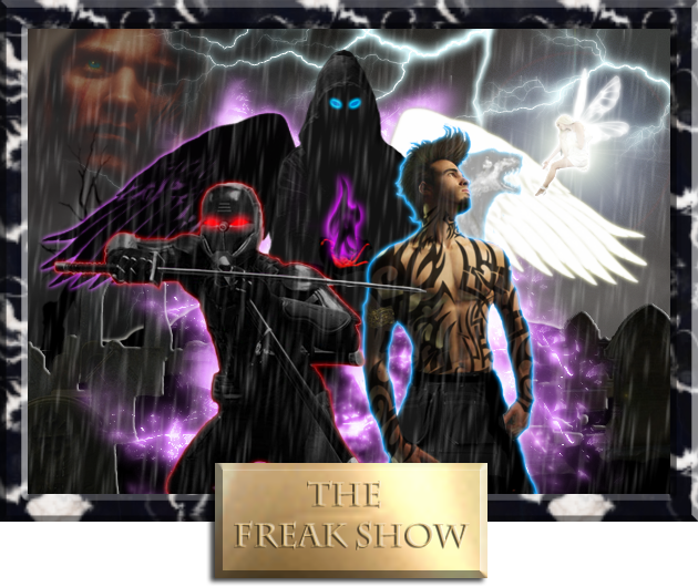 The Freak Show   (VERY OLD)
