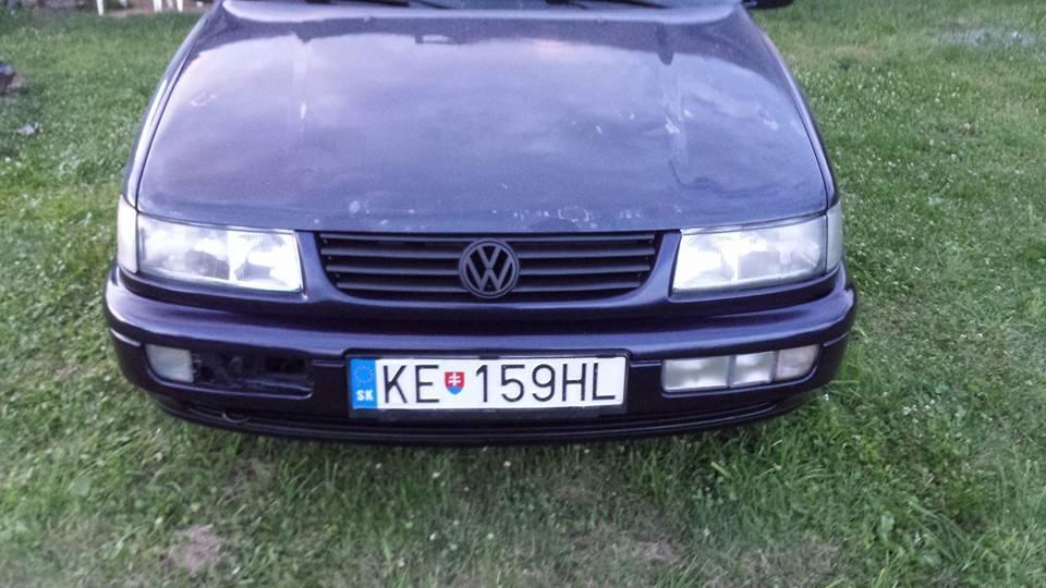 Volgswagen Passat B4 2.0