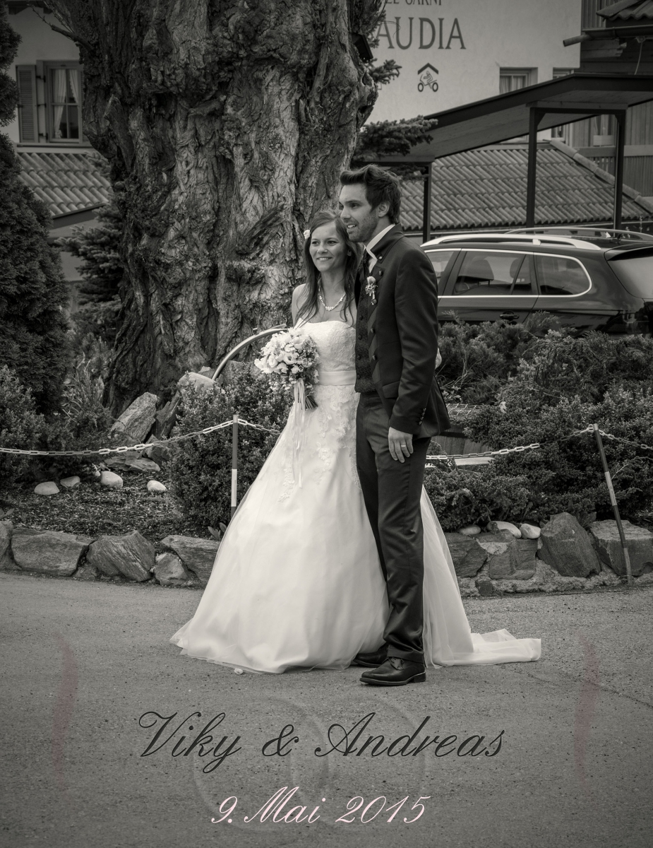 Wedding day from Viky & Andy
