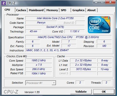 как узнать какой процессор можно поставить в ноутбук летучая мышь залетела