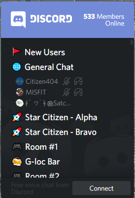 Discord widget on FA forums - Suggestion - Fearless Assassins