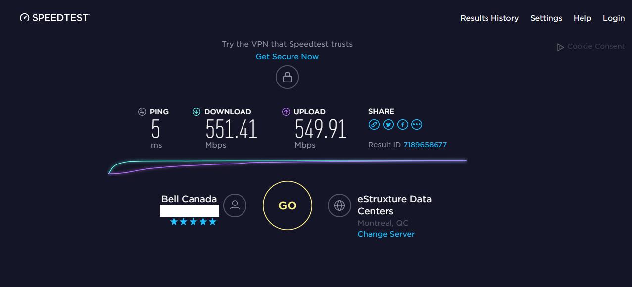 Internet Speed Battle ! - Internet, Network & Security